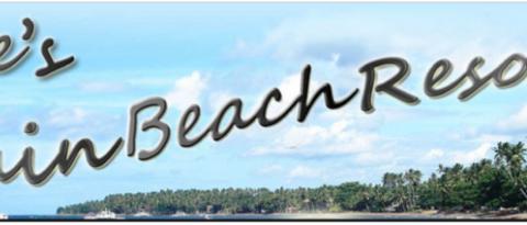 Mike's Dauin Beach Resort/Adventure Dive Shop