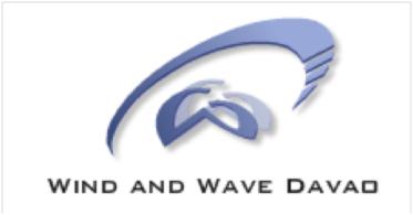 Wind and Wave Davao/PPA Bldg Sta. Ana Wharf, Davao City